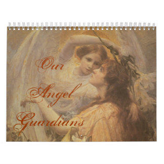 My Angel, Our Angel Guardians Calendar