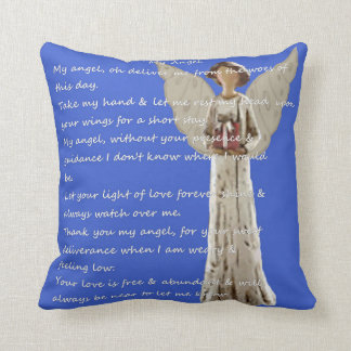 My Angel. Throw Pillow