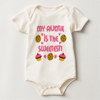 My Auntie Baby Bodysuit