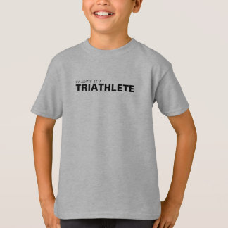 MY AUNTIE IS A TRIATHLETE/BREAST CANCER T-Shirt