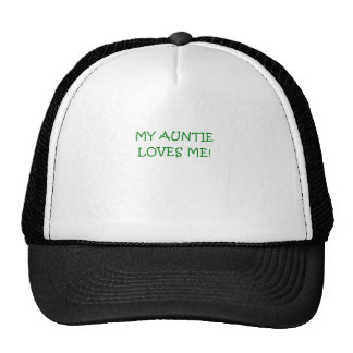 My Auntie Loves Me Trucker Hat