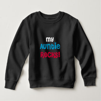 My Auntie Rocks Sweatshirt
