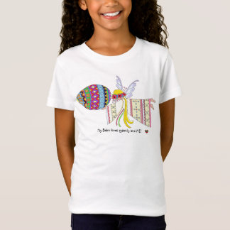 My Baba Loves Pysanky and Me T-Shirt