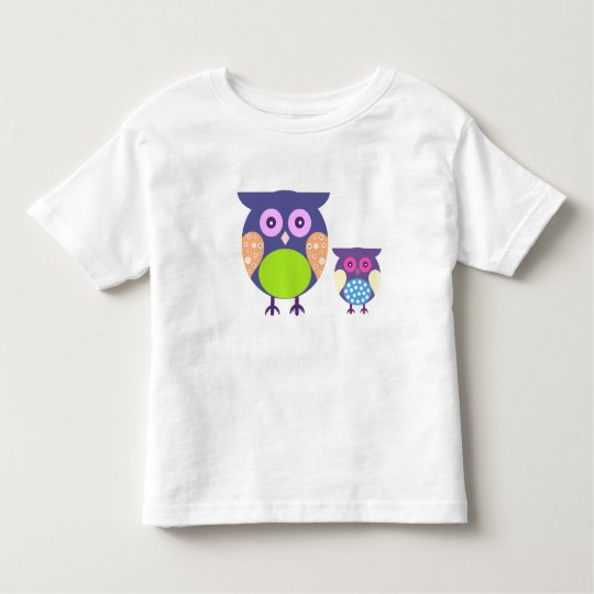 my baby owl toddler t-shirt