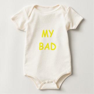 My Bad Baby Bodysuit