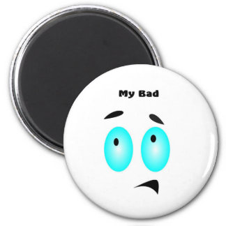 My Bad Smile Magnet