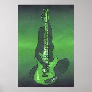 My Bass Poster