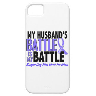 My Battle Too Husband Esophageal Cancer iPhone 5 Case