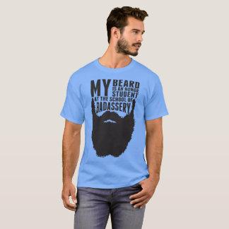 My Beard Is An Honor Student Tshirt
