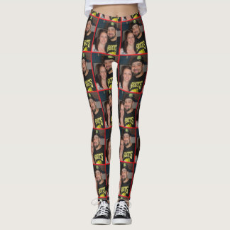 My Beautiful Daughter and Son-In-Law Leggings