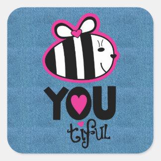 My Bee Sticker