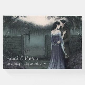 My Beloved Gothic Romance Guest Book