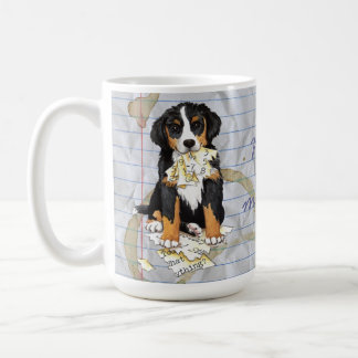 My Berner Ate My Lesson Plan Coffee Mug