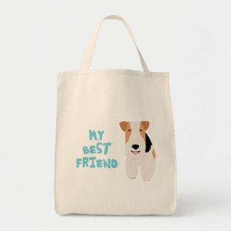 My Best Friend Wire Fox Terrier