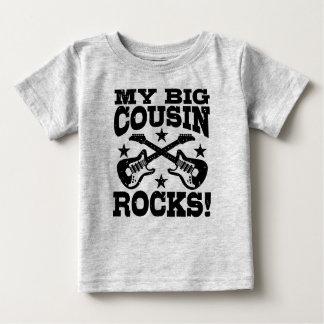 My Big Cousin Rocks Baby T-Shirt