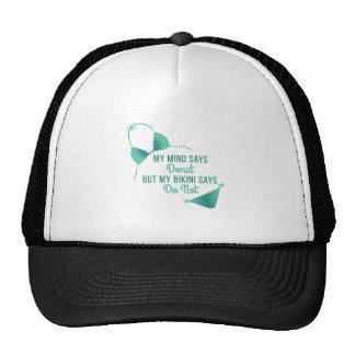 My Bikini Trucker Hat