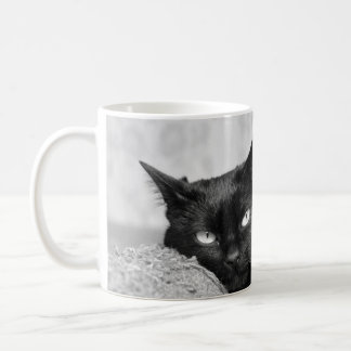 My Black Cat Photo Mug