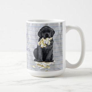 My Black Lab Ate my Lesson Plan Coffee Mug