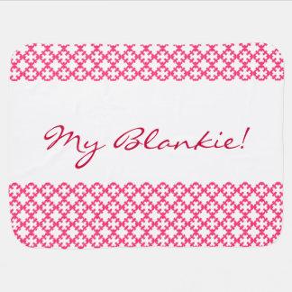 My Blankie Throw Blanket Baby Blanket
