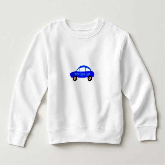 My Blue Car Sweatshirt