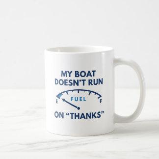 My Boat Coffee Mug