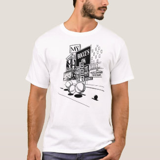 My Bocce's on Broadway T-Shirt