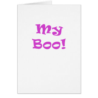 My Boo Card