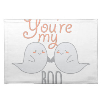 My Boo Place Mats