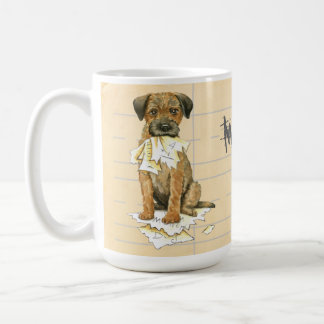 My Border Terrier Ate My Homework Coffee Mug