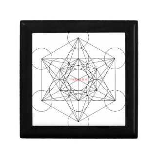 my box is a... Metatron's Cube