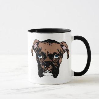 My BoxerLoves Me! Mug