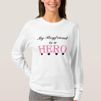My Boyfriend Is A Hero (ARMY) T-Shirt