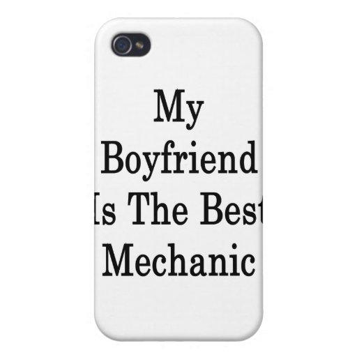 My Boyfriend Is The Best Mechanic iPhone 4/4S Case