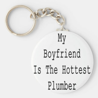 My Boyfriend Is The Hottest Plumber Keychain