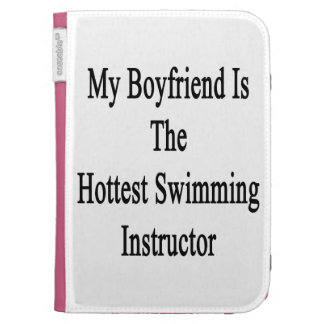 My Boyfriend Is The Hottest Swimming Instructor Kindle Keyboard Covers