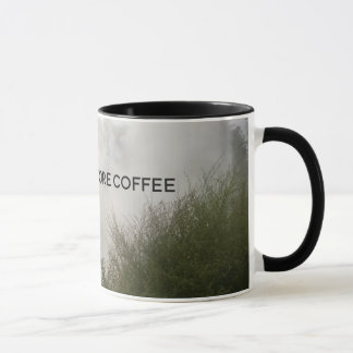 """My Brain Before Coffee"" Mug"