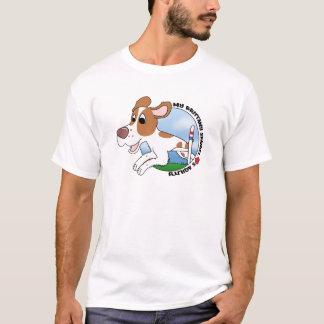 My Brittany Spaniel Loves Agility T-Shirt