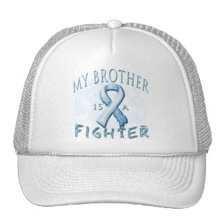 My Brother is a Fighter Light Blue Hat