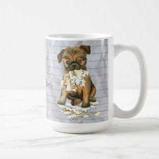 My Brussels Griffon Ate My Lesson Plan Coffee Mug