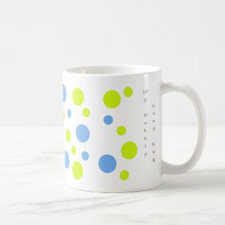 My bubbly Mood Mug