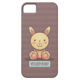 My Buddy Bunny iPhone 5 Covers