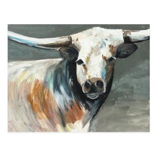 My Bull Postcard