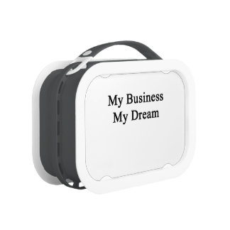 My Business My Dream Lunchbox