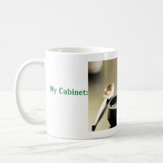 My Cabinet Tea Mug