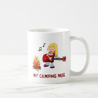 My Camping Mug-Girl Coffee Mug