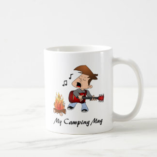 My Camping Mug-Male Coffee Mug