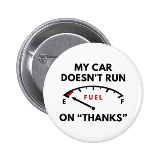 My Car 2 Inch Round Button