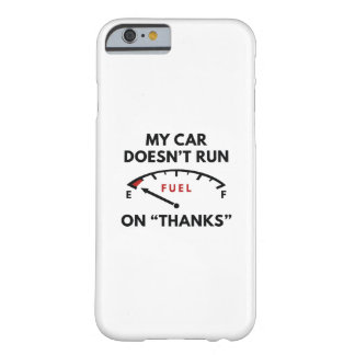 My Car Barely There iPhone 6 Case