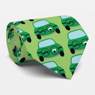 My Car Is Smart Tie