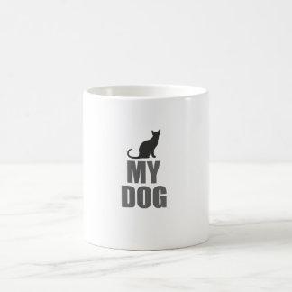 My Cat is My Dog Coffee Mug